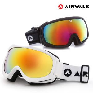 [에어워크] 스키고글 아동고글 안경겸용 보드고글 장갑