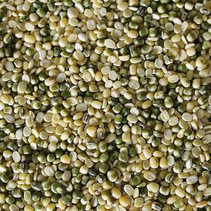 [아침농산] 국산 깐녹두1kg 2020년산 햇곡