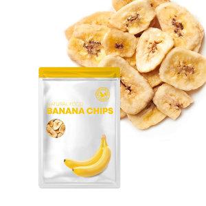 [산과들에] 바나나칩500gx2봉