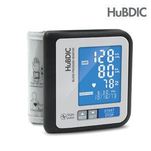 [휴비딕] HBP-701Pro 블랙 자동전자 손목혈압계 혈압측정기