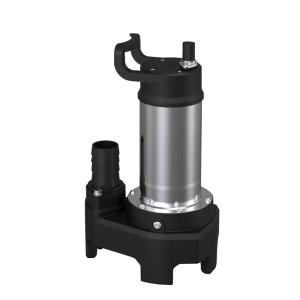 [윌로펌프] PD-A751M 비자동 스테인리스 볼류트형 배수용수중펌프
