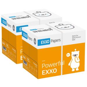 [삼성물산]삼성 A4 복사용지(A4용지) 75g 2500매 2BOX/더블에이